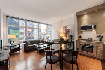 JUST LISTED: $950K 1 Bedroom Condo 1600 Broadway Midtown